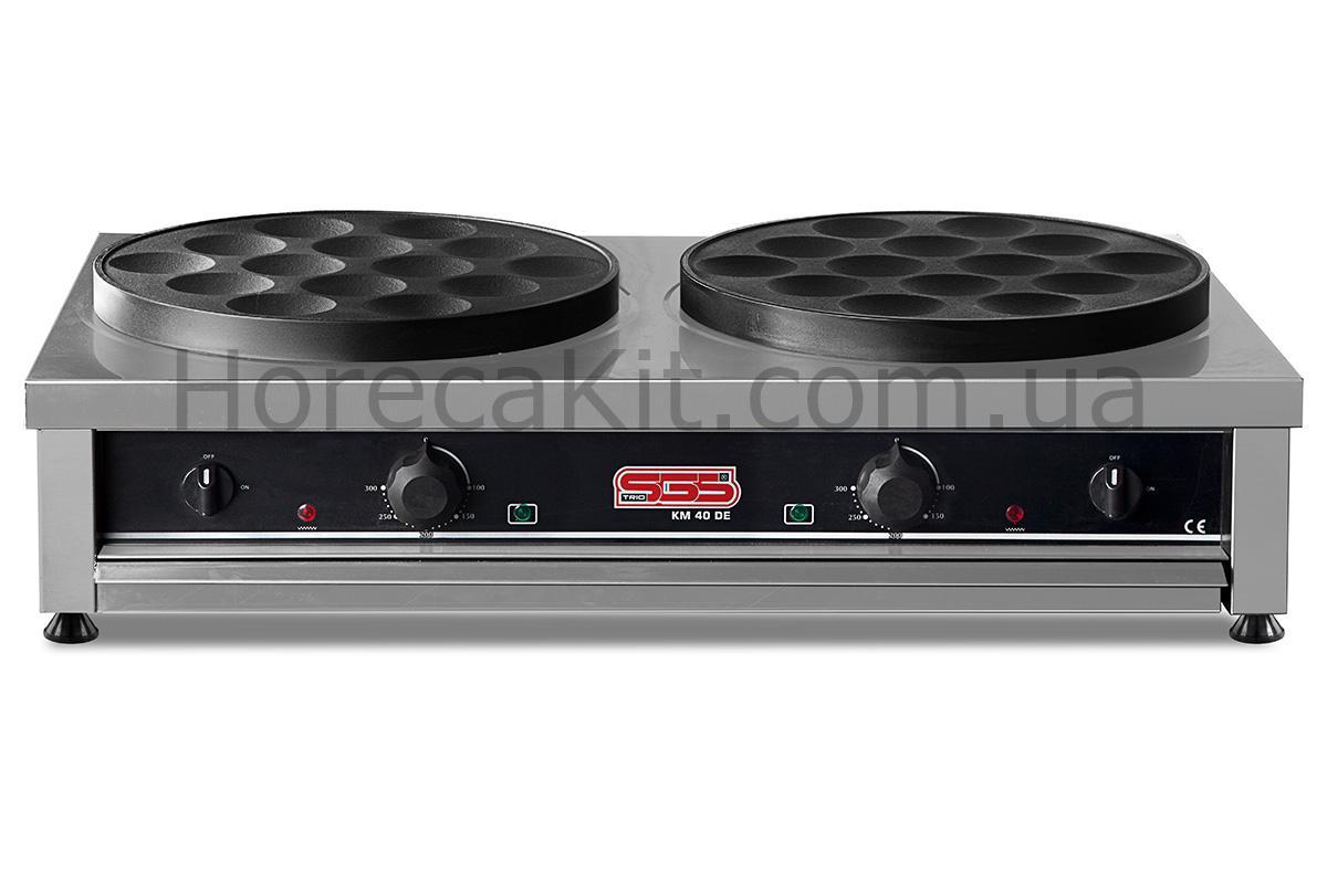 Блинница SGS PC 40 DE для панкейков двойная