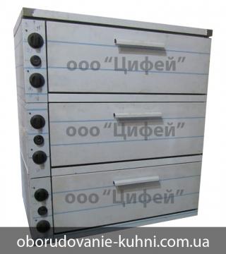 Пекарский шкаф трехсекционный ШПЭ-3