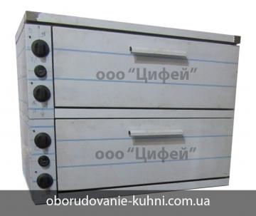 Пекарский шкаф двухсекционный ШПЭ-2