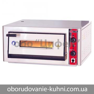Печь для пиццы 1 камера SGS PO (Турция)