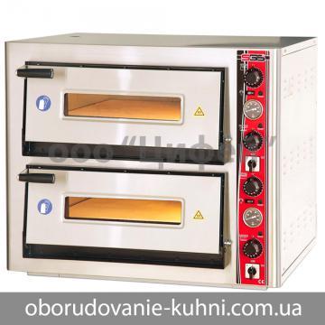 Печь для пиццы 2 камеры SGS (СЖС, Турция)