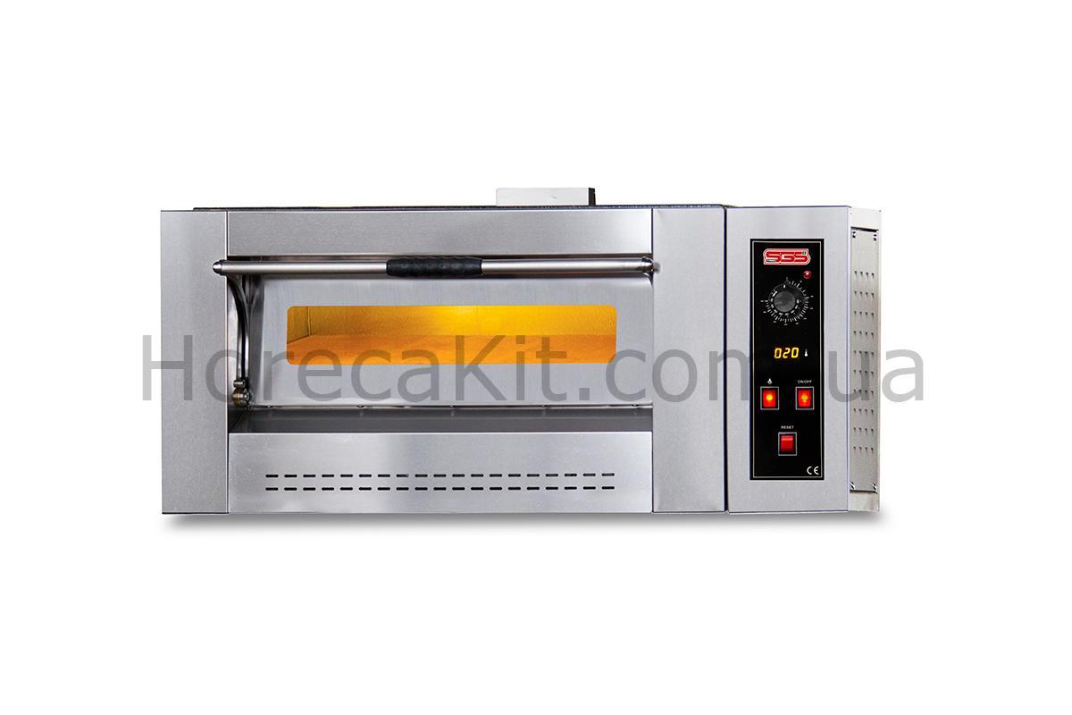 Газовая печь для пиццы SGS на 4 и на 6 пицц