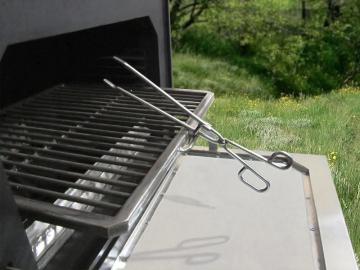 Решетка в духовку для угольной печи