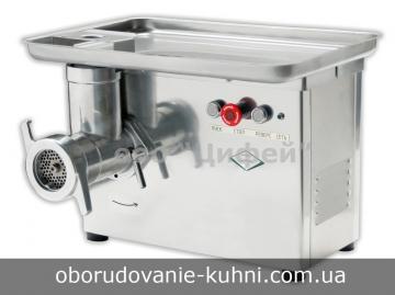 Электрическая промышленная мясорубка МИМ-300М (380В)