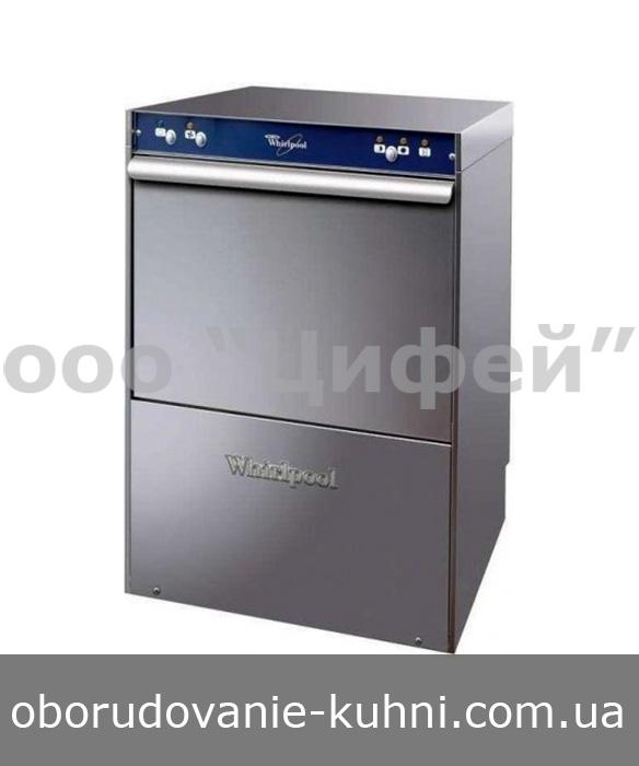Фронтальная посудомоечная машина промышленная Whirlpool ADN 409