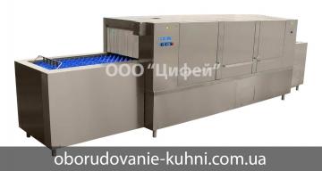Промышленная посудомоечная машина ММУ-2000 непрерывного действия ТоргМаш Гродно
