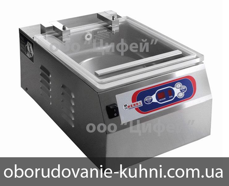Профессиональный вакууматор HENDI 970 355 Размер камеры 310х350х120