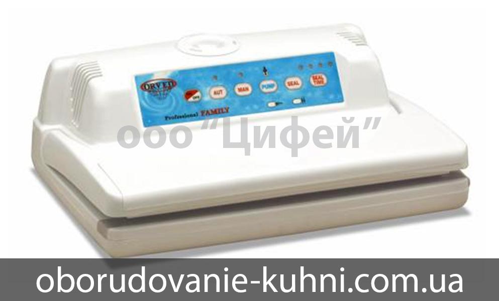 Промышленный вакуумный упаковщик Orved Professional Family Сварочная планка 310 мм