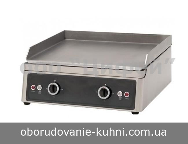 Настольная жарочная поверхность гладкая электрическая Baysan E43052