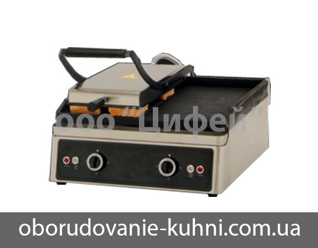 Чугунная электрическая жарочная поверхность с прижимом Baysan E30450