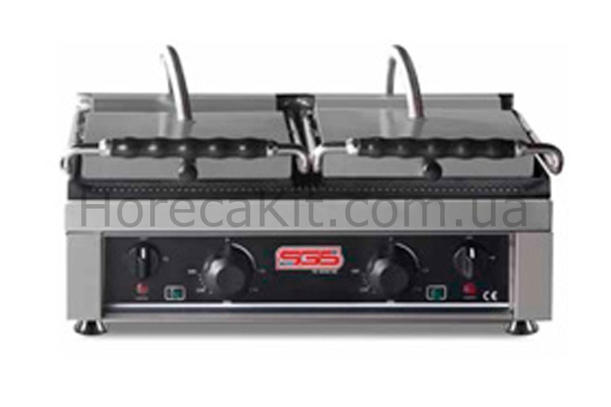 Контактный гриль-тостер SGS двойной